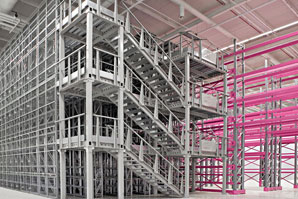 scaffalature industriali