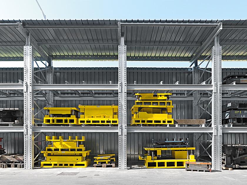 Scaffalature Metalliche Lucca.Scaffalature Industriali Come Sceglierle Rosss