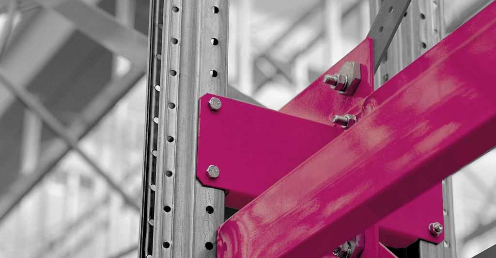 Scaffalature Iron System.Iron Fist Pallet Rack Rosss Scaffalature Metalliche